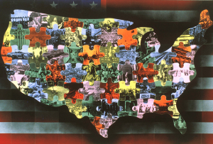 Model for My America by Sungho Choi