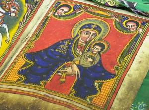 CE Ethiopian Virgin