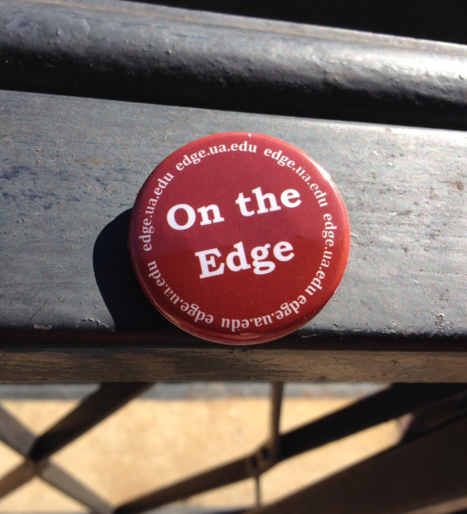 On the Edge pin