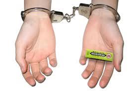 Shoplifting Gum
