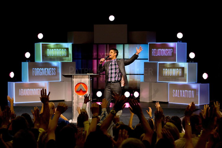 Elevation Church photography