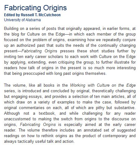 fabricatingorigins