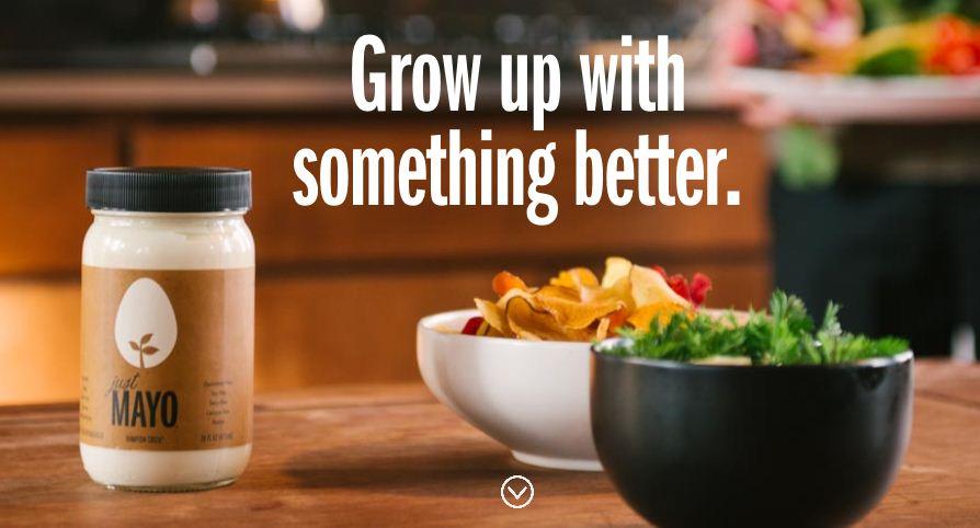 A mayo advertisement