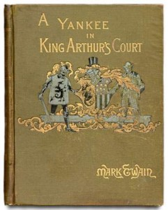 Cover of A Yankee in King Arthur's Court by Mark Ewair