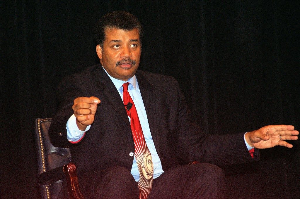 Neil deGrasse Tyson Howard University