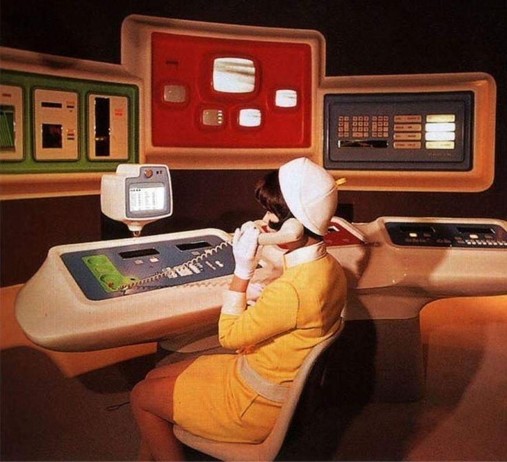 Future office 1964