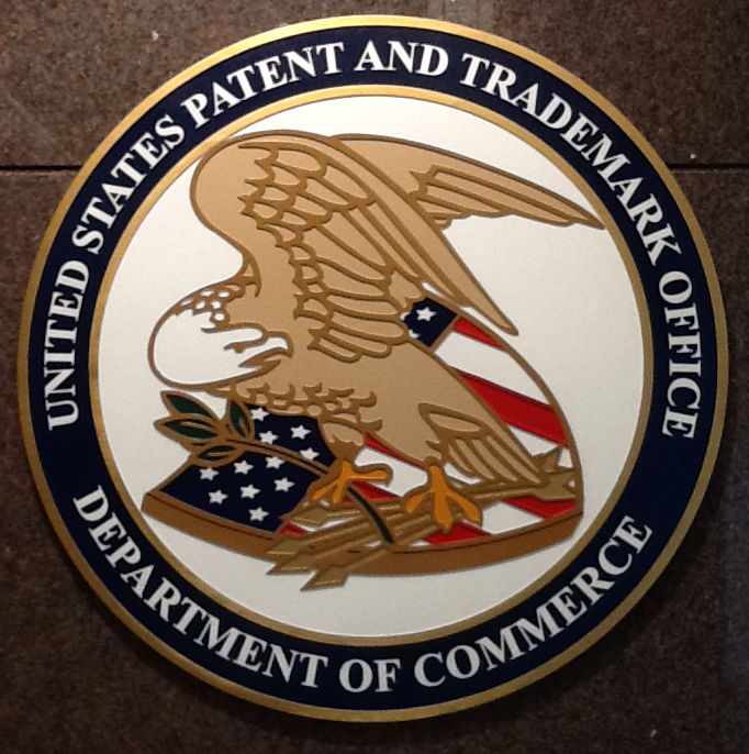 United States Patent and Trade Mark Office badge