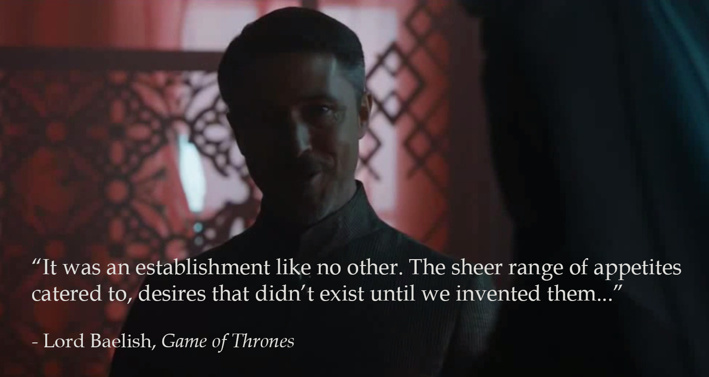 Lord Baelish, Game of Thrones