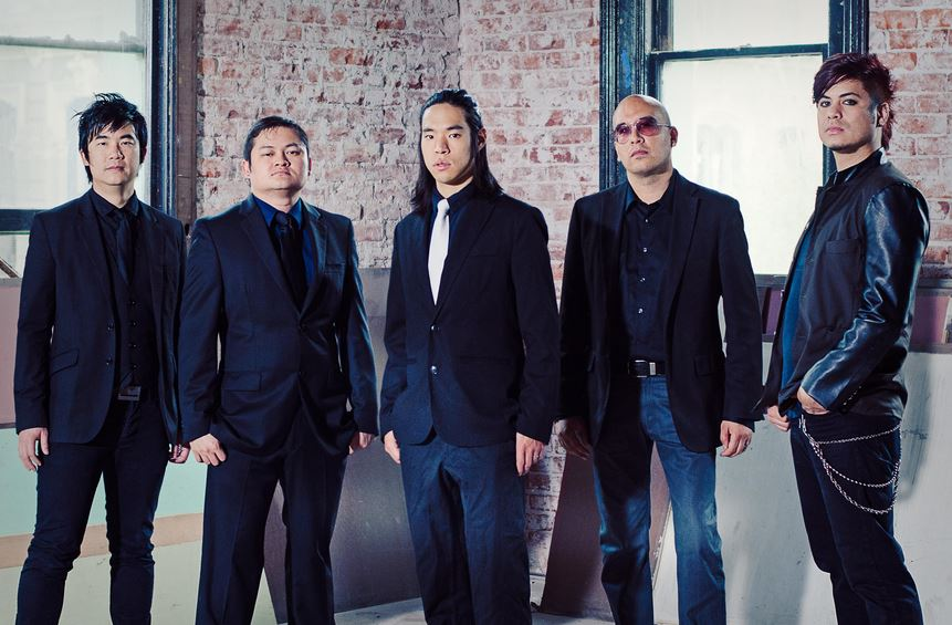 Group picture of The Slants