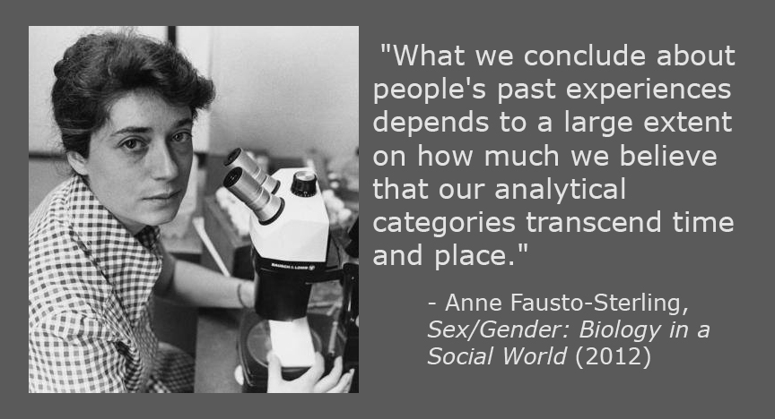 Anne Fausto-Sterling, Sex/Gender: Biology in a Social World (2012)