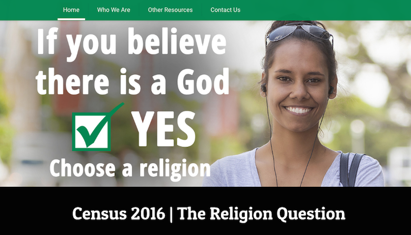 The Census 2016/ The Religion Question