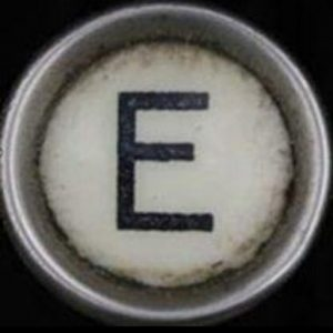 "An image of the letter ""E"""